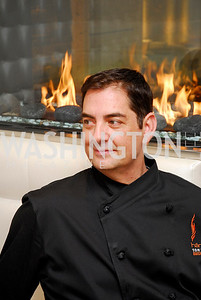 Tom Elder, Grand Opening of Harth Restaurant, April 27, 2011, Kyle Samperton