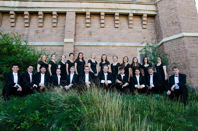 Greg Gentry - CU choir shots