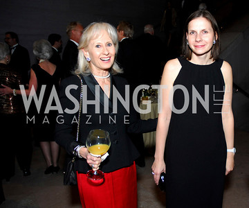Willee Lewis, Ludmilla Cafritz, February 23, 2011, Gauguin Opening, Kyle Samperton