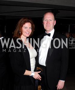 Kate Chartener, Robert Chartener, February 23, 2011, Gauguin Opening, Kyle Samperton