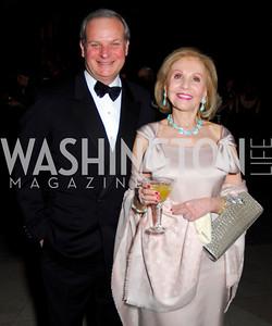 David Deckelbaum, Evelyn Brandt, February 23, 2011, Gauguin Opening, Kyle Samperton