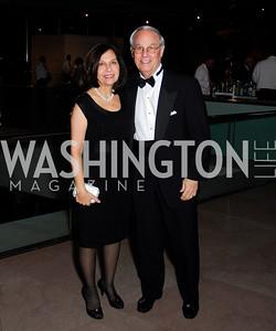 Mary Fahrenkopf, Frank Fahrenkopf, February 23, 2011, Gauguin Opening, Kyle Samperton