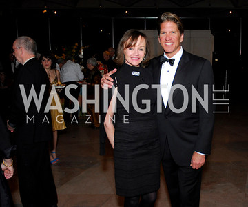 Katia Goffin, Greg Connors, February 23, 2011, Gauguin Opening, Kyle Samperton