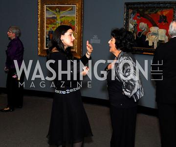 February 23, 2011, Gauguin Opening, Kyle Samperton
