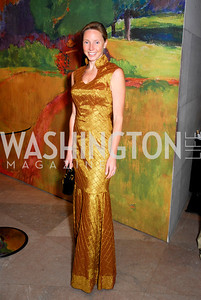 Viktoria Metzner, February 23, 2011, Gauguin Opening, Kyle Samperton