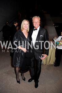 Jane Cafritz, Dana Westring, February 23, 2011, Gauguin Opening, Kyle Samperton