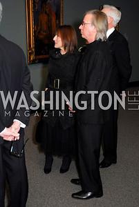 Donna Belser, Burkey Belser, February 23, 2011, Gauguin Opening, Kyle Samperton