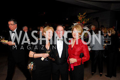 Ilona Landfield, Rich Landfield, Vicki Sant, February 23, 2011, Gauguin Opening, Kyle Samperton