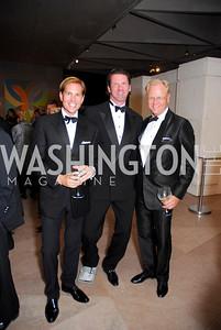 Todd Gambill, Tim Watkins, Dana Westring, February 23, 2011, Gauguin Opening, Kyle Samperton