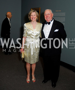 Mary Frances Koltes, Jim Koltes, February 23, 2011, Gauguin Opening, Kyle Samperton