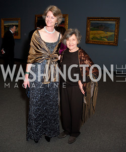 Mary Morton, Clarice Smith, February 23, 2011, Gauguin Opening, Kyle Samperton