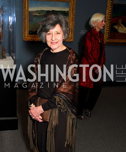 Clarice Smith,  February 23, 2011, Gauguin Opening, Kyle Samperton