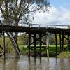 Floodway bridges, Gundagai