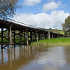 Historic bridges of Gundagai