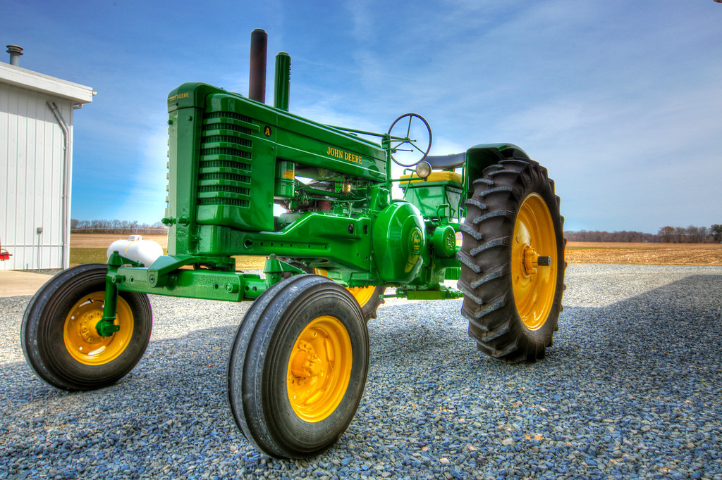 HDR Farm Shoot With Russel Yetman