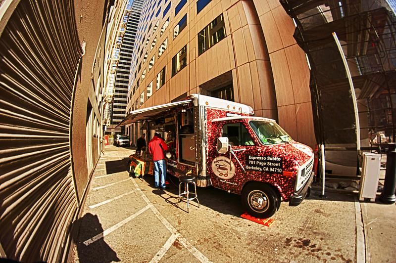 Espresso Subito Food Truck Food Truck Alley, 1st and Mission ref: fcef9b41-3525-4212-9a63-968a4496d0b1