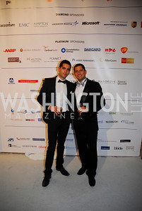 Haman Bani,Willy Cordova,HRC Gala ,October 1,2011,Kyle Samperton