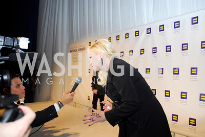 Cyndi Lauper,HRC Gala ,October 1,2011,Kyle Samperton
