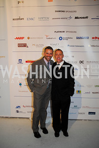 Joseph Ireland,Ben  Stearn,HRC Gala ,October 1,2011,Kyle Samperton