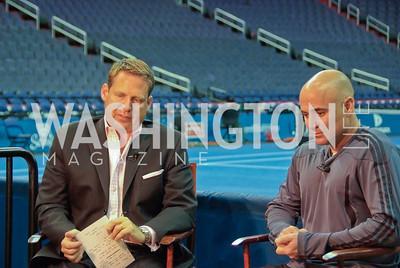 Andre Agassi, Brett Haber