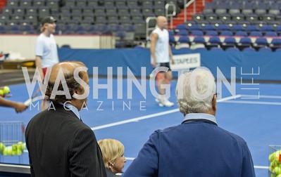 Andre Agassi, Larry Magid, Mark Ein