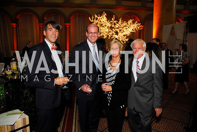 Court Clayton,John Reckford,Pat Gipson,Tom Gipson,Habitat for Humanity Gala,October 6,2011,Kyle Samperton