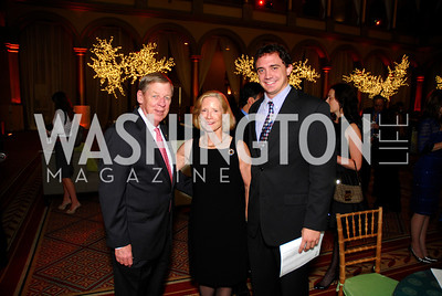 Johnny Isakson,Liz Blake,Brett Kayser,Habitat for Humanity Gala,October 6,2011,Kyle Samperton