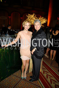 Emily Bergl,Karen Haycox,Habitat for Humanity Gala,October 6,2011,Kyle Samperton