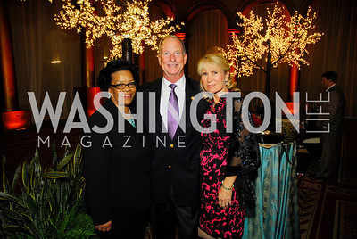 JoAnne Poole,Bill Armstrong,Pam Armstrong,Habitat for Humanity Gala,October 6,2011,Kyle Samperton