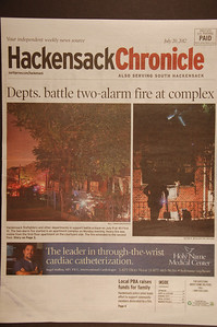 Hackensack Chronicle - 7-20-12