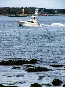 flying bridge boat