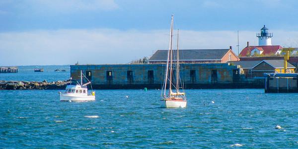 Paul Revere's shipyard
