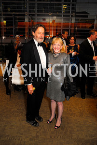 Kingdon Gould, Shannon Fairbanks, Harmon Center Gala, October 17, 2011, Kyle Samperton