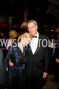 Nina Tottenberg, David Reines, Harmon Center Gala, October 17, 2011, Kyle Samperton