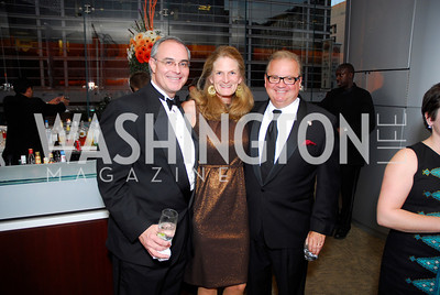 David Frederick, Sophie Lynn, Nick Allard, Harmon Center Gala, October 17, 2011, Kyle Samperton