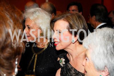Sandra Day O'Connor, Adrienne Arsht, Harmon Center Gala, October 17, 2011, Kyle Samperton