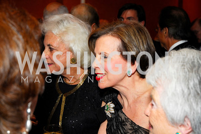 Sandra Day O'Connor, Adrienne Arsht, Harmon Center Gala, October 17, 2011, Kyle Samperton