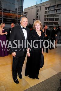 Sam Schrieber, Ellen Schrieber,  Harmon Center Gala, October 17, 2011, Kyle Samperton