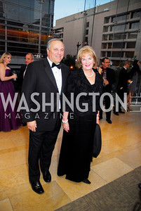 Sam Schrieber, Ellen Schrieber,  Harmon Center Gala, October 17, 2011, Kyle Samperton