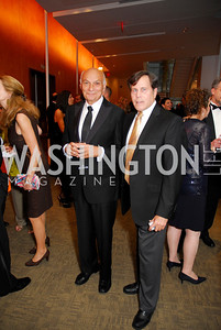 Michael Kahn, Peter Rosenstein, Harmon Center Gala, October 17, 2011, Kyle Samperton