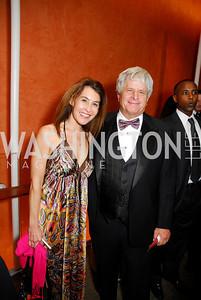 Angie Fox, Fenner Milton, Harmon Center Gala, October 17, 2011, Kyle Samperton