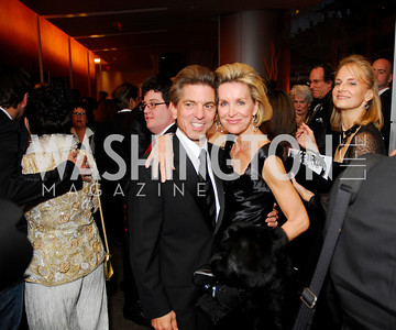 Bobby Haft, Mary Haft, Harmon Center Gala, October 17, 2011, Kyle Samperton