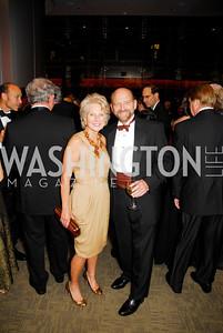 Jane Harmon, Michael Klein, Harmon Center Gala, October 17, 2011, Kyle Samperton