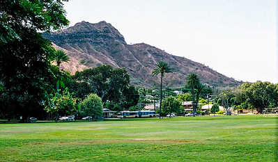 Diamond Head park
