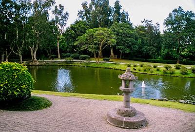 rock garden memorial