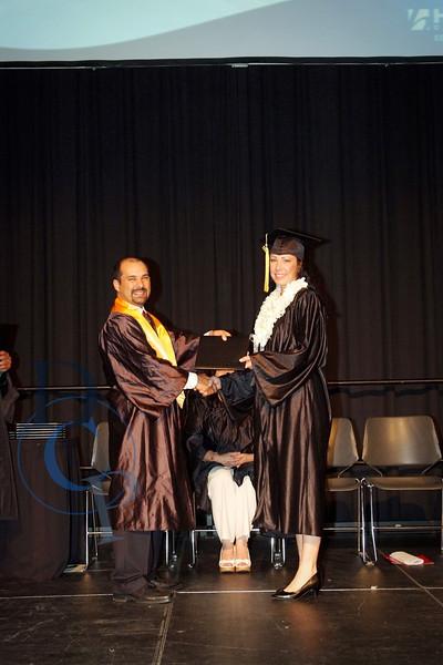 Heald Graduation Ceremony ~ July 2012