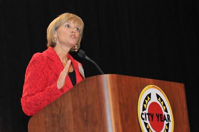 City Year Women's Leadership Breakfast 2012