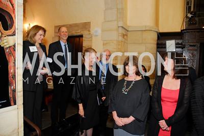 Carole Smith, John Luther Adams, Joan Kleypas, Louis Guillette, Nancy Knowlton, Nancy Rabalais, Heinz Awards 2011, November 15, 2011, Kyle Samperton