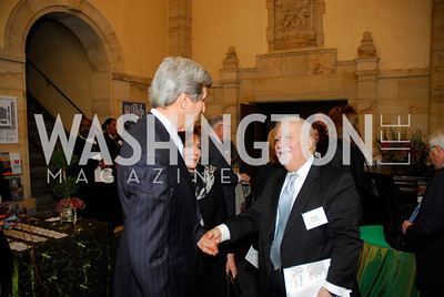John Kerry, Theresa Heinz, Vartan Gregorian, Heinz Awards 2011, November 15, 2011, Kyle Samperton