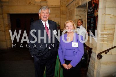 George Whitmer, Rose Gibson, Heinz Awards 2011, November 15, 2011, Kyle Samperton